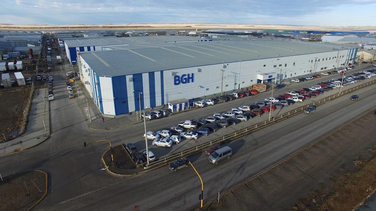 BGH reinició su producción nacional en Tierra del Fuego