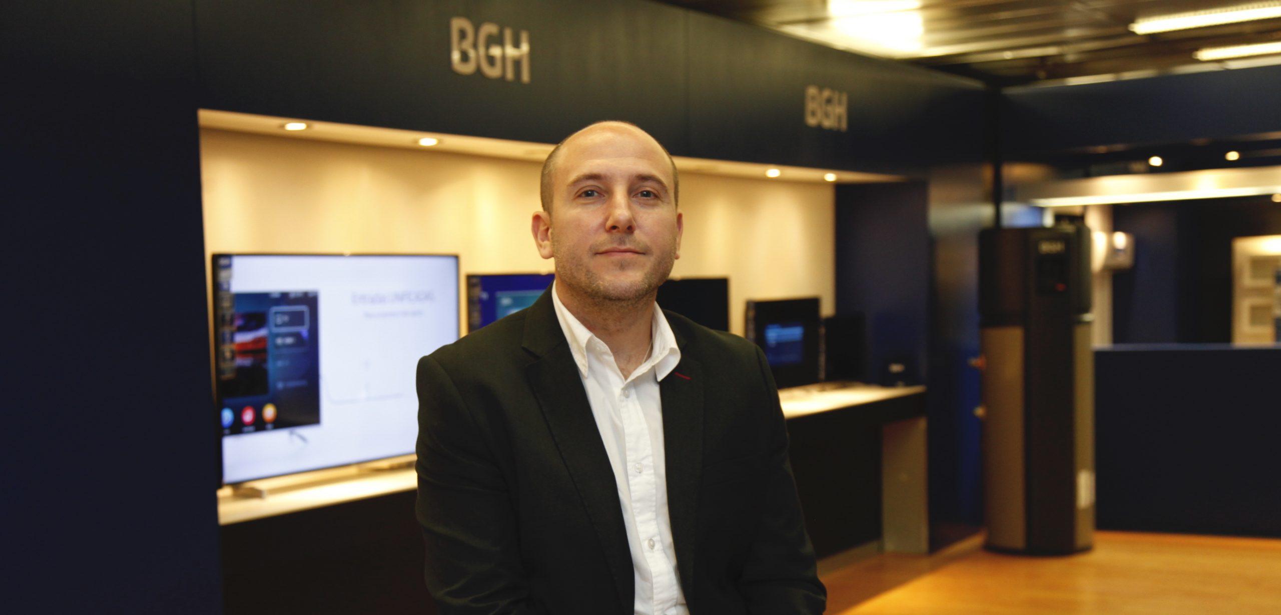 Daniel Rosenfeld fue designado COO de BGH Consumer