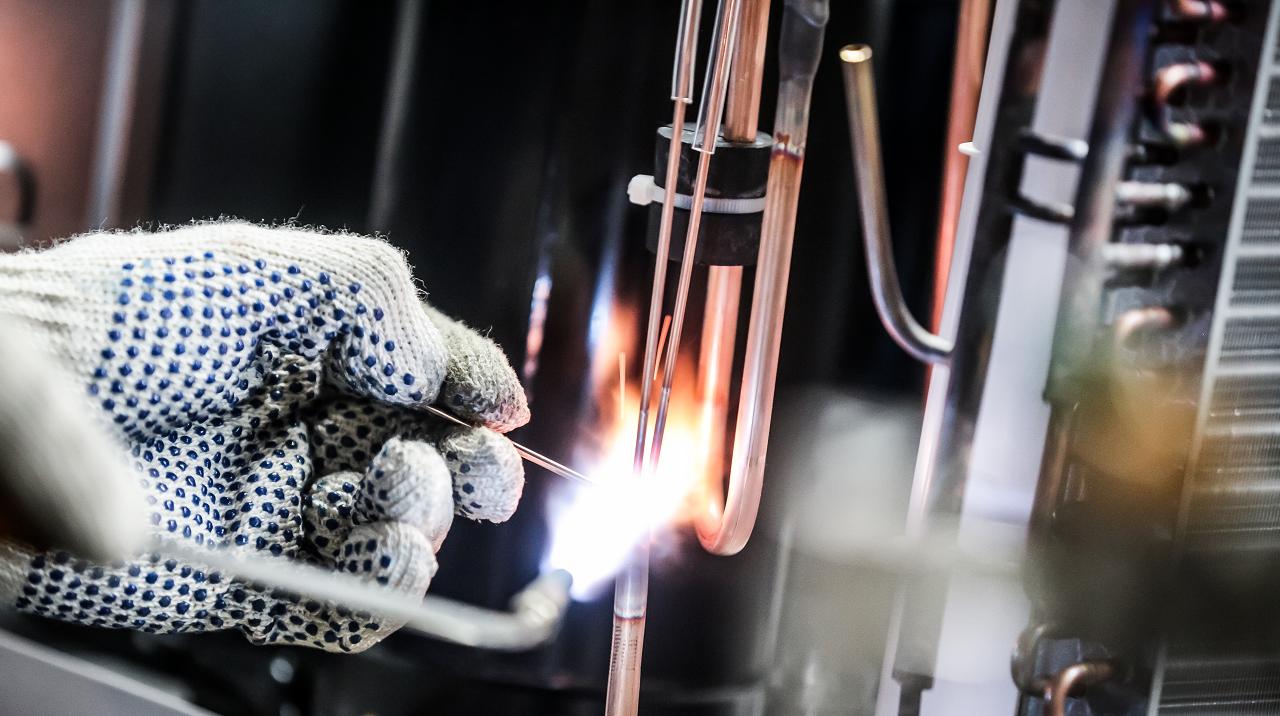 De la mano de BGH, la Cooperativa TDF AUDIVIC pondrá en funcionamiento su planta para la fabricación de aires acondicionados