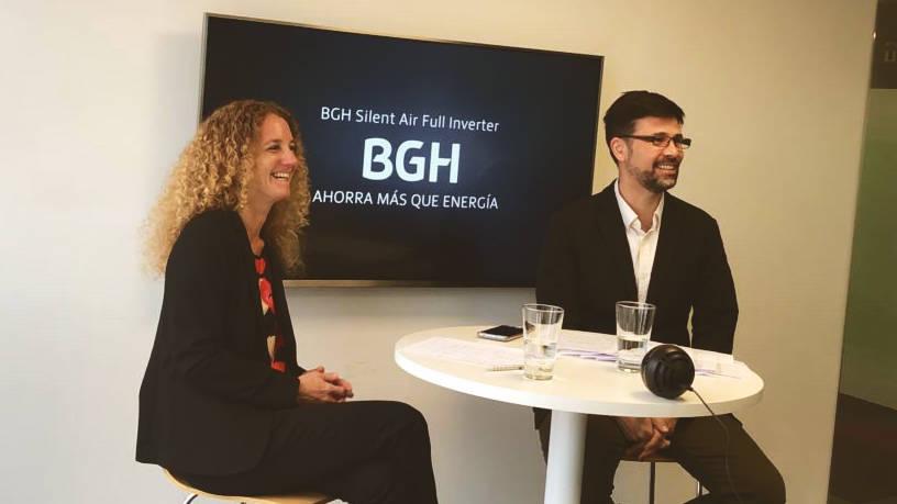 BGH presentó un aire acondicionado con sensor inteligente de movimiento que ahorra hasta un 50% de energía.