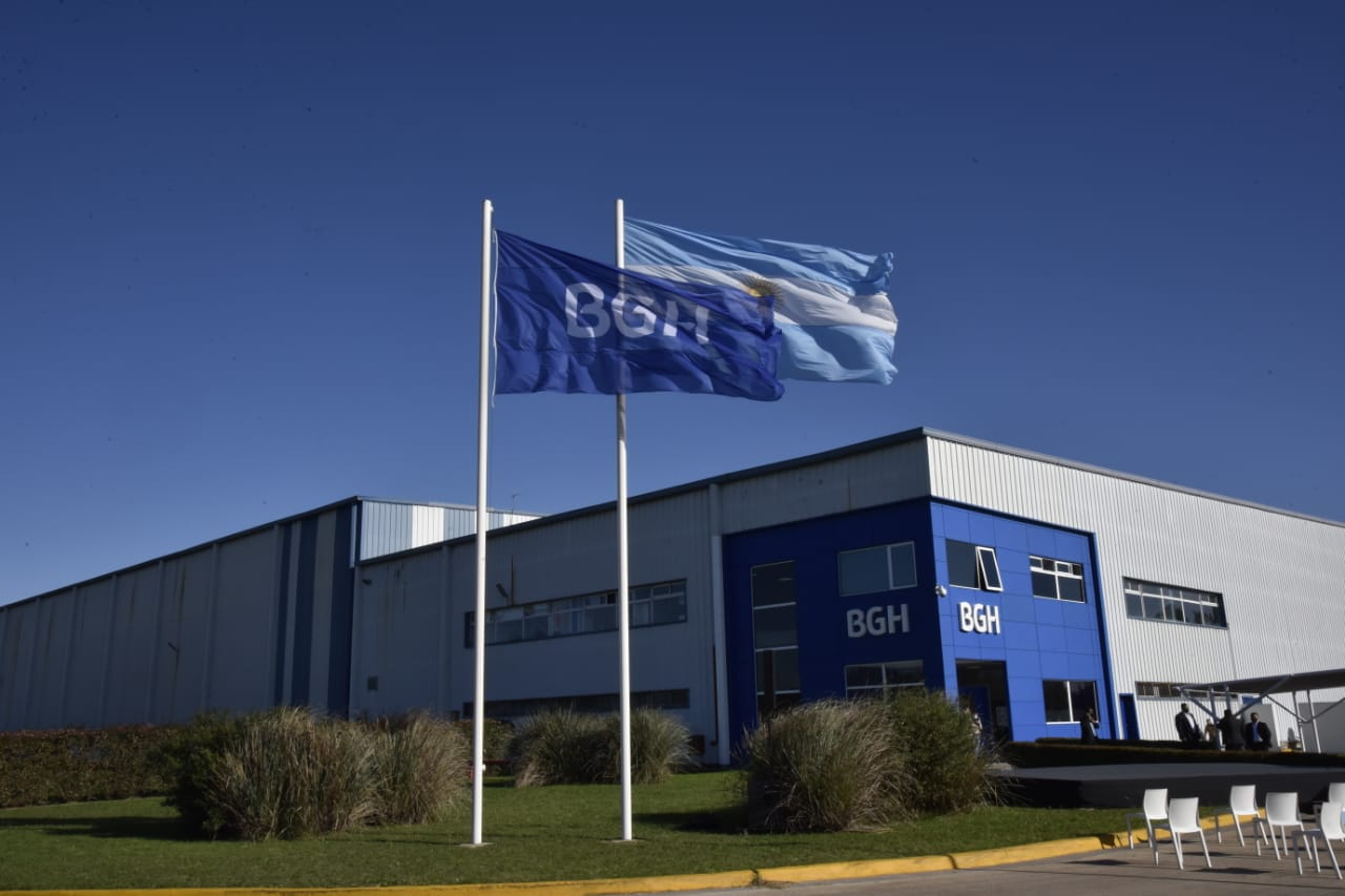 El Grupo BGH realiza fuerte inversión para producir hornos eléctricos en el país